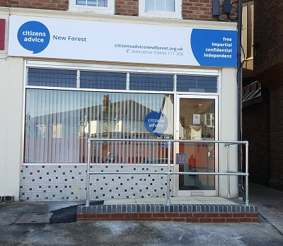 Totton Citizens Advice Office