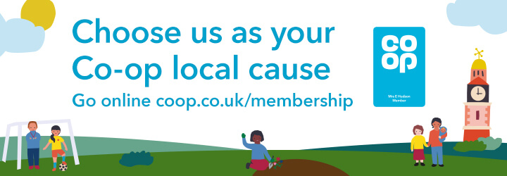 Co-op Local Community Fund & New Milton Office