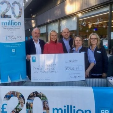 New Milton Co-op Local Community Fund